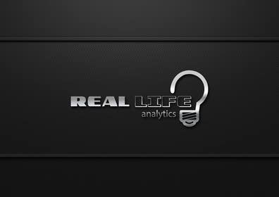 #18 cho Design a Logo for Real Life Analytics bởi deztinyawaits