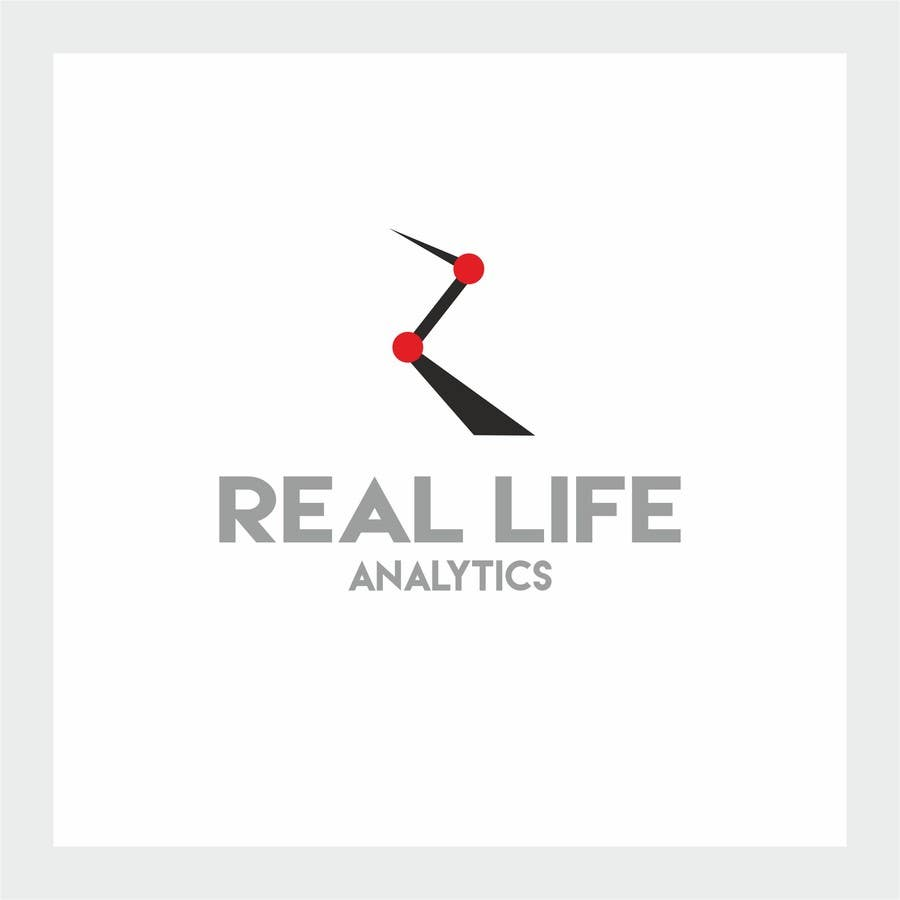 Contest Entry #81 for Design a Logo for Real Life Analytics