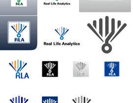 #82 for Design a Logo for Real Life Analytics by sergeypodolyak
