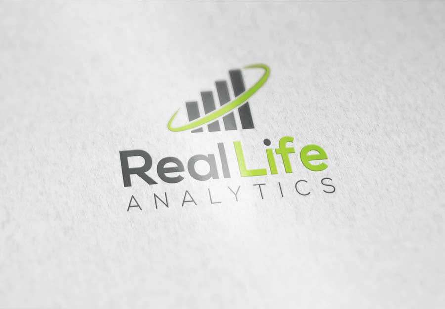 Contest Entry #10 for Design a Logo for Real Life Analytics