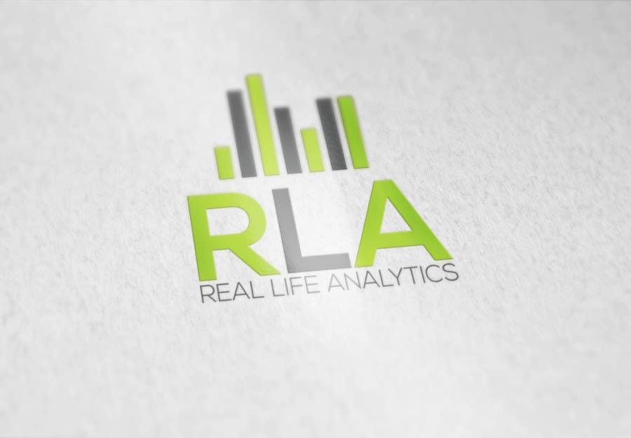 Contest Entry #13 for Design a Logo for Real Life Analytics