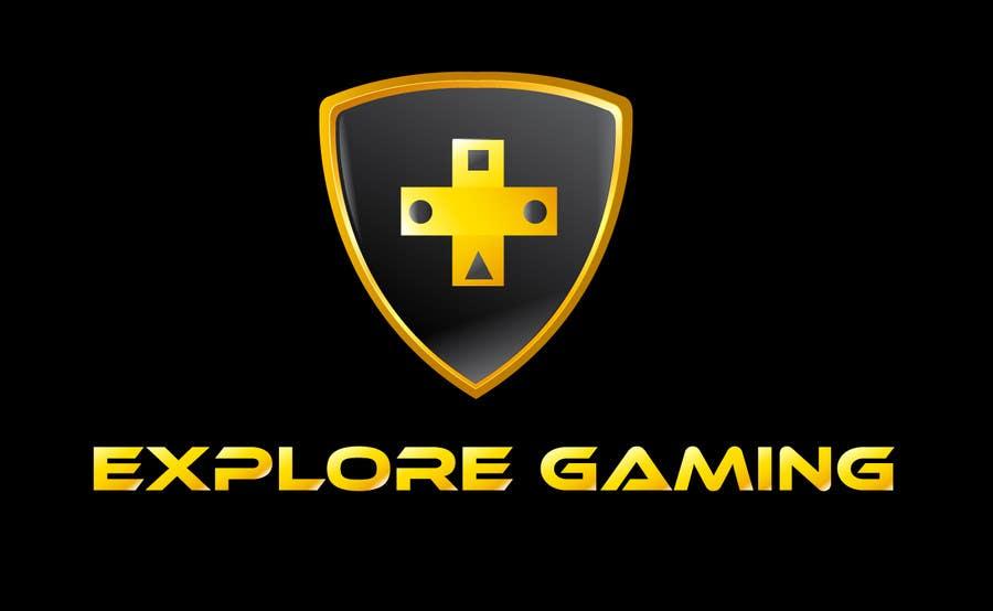 Inscrição nº 40 do Concurso para Design a Logo for a Gaming Company