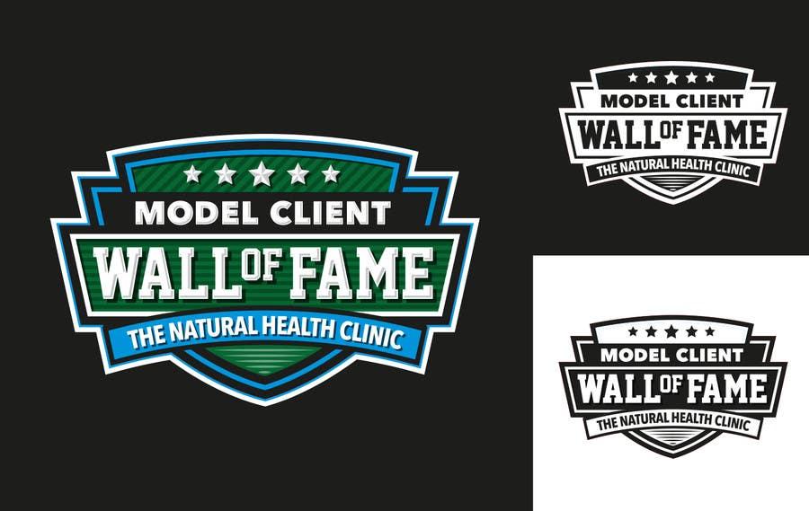 Konkurrenceindlæg #30 for Wall of Fame