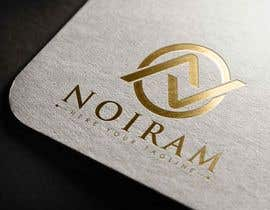 #107 for Design a Logo for Noiram by noishotori