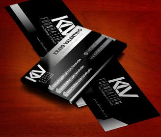 #104 for Design some Business Cards for KLV Studio by solutionallbd