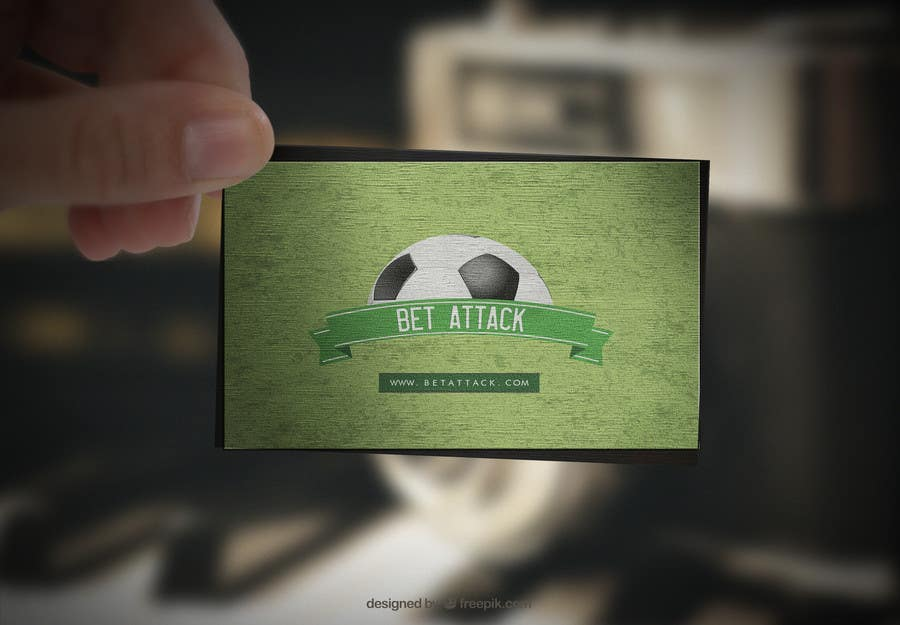 Konkurrenceindlæg #77 for Design a Logo for Bet Attack