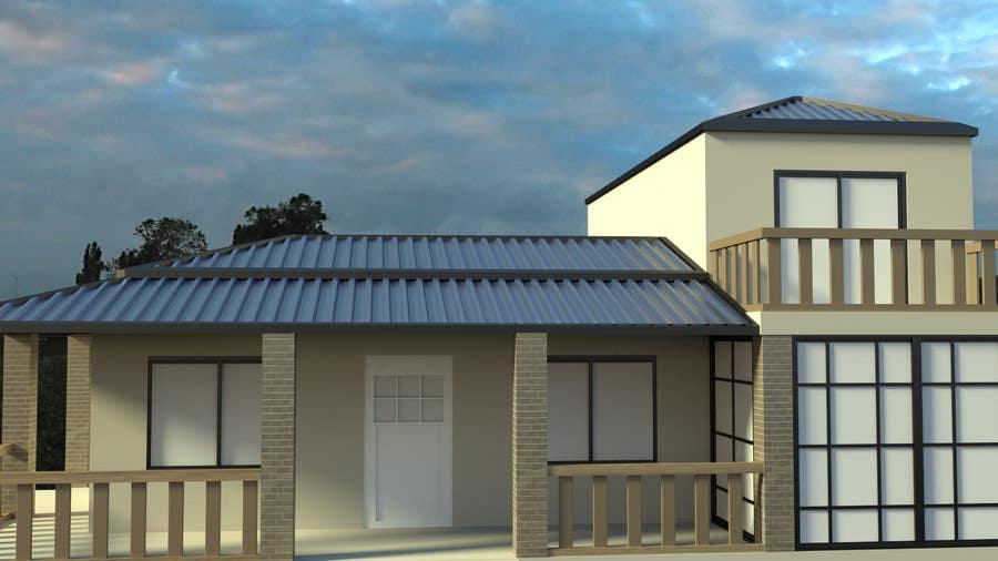 Bài tham dự cuộc thi #57 cho Model a home and add new elements