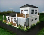 Model a home and add new elements için 3D Rendering19 No.lu Yarışma Girdisi