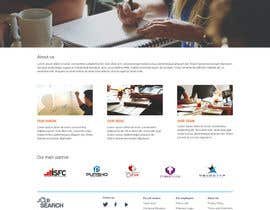 superock tarafından Design a Website Mockup for a Job Search Engine için no 51