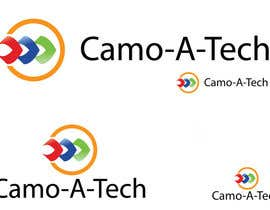 #142 cho Logo Design for Camo Advanced Tech bởi vineshshrungare