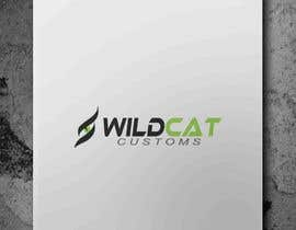 #61 untuk Design a Logo for Wild Cat Customs oleh mouryakkeshav