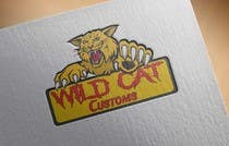 Graphic Design Kilpailutyö #36 kilpailuun Design a Logo for Wild Cat Customs