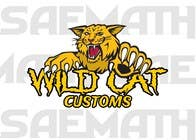 Graphic Design Kilpailutyö #82 kilpailuun Design a Logo for Wild Cat Customs