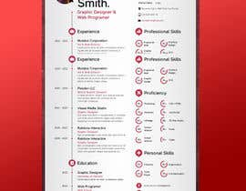 nº 10 pour Premium Quality Resume Design (PSD) - I'LL SELECT MULTIPLE WINNERS! par thewolfmenrock