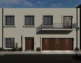 Nro 10 kilpailuun Modern House Exterior Design or  Facade/Frontage Design based on Vernacular Architecture käyttäjältä morales1296