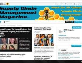 Nro 17 kilpailuun Banner Ad Design for Paper.li site käyttäjältä vinu91