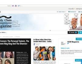 Nro 7 kilpailuun Banner Ad Design for Paper.li site käyttäjältä HamDES