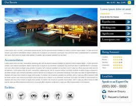 #43 for Website Design for Honeymoons website by nitinatom