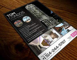 #10 cho Design a Flyer for TOM CONDOS bởi mirandalengo