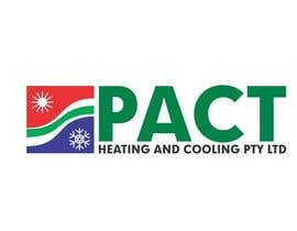 #40 para Logo Design for Pact Heating por itcostin