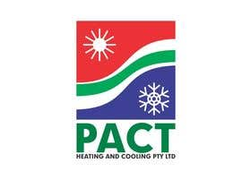 #63 para Logo Design for Pact Heating por itcostin