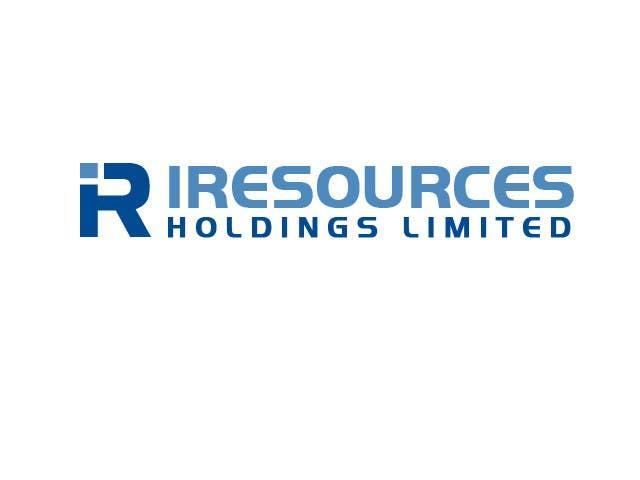 Inscrição nº 107 do Concurso para Logo Design for iResources Holdings Limited