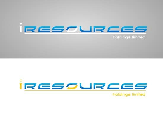 Contest Entry #43 for Logo Design for iResources Holdings Limited
