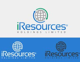 #175 pentru Logo Design for iResources Holdings Limited de către FreelanderTR
