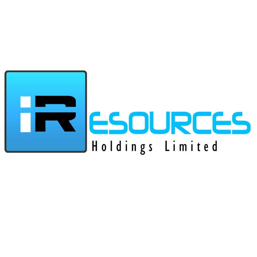 Inscrição nº 282 do Concurso para Logo Design for iResources Holdings Limited