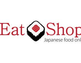 nº 10 pour Logo Design for Eat Japan Shop website par vukvesovic