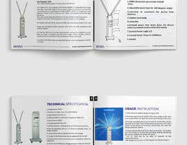 nº 23 pour design a catalog par sbh5710fc74b234f