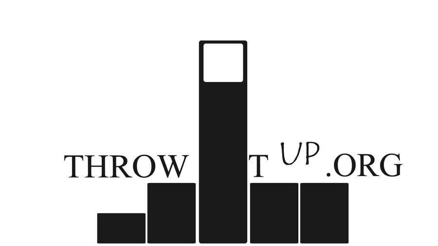 Penyertaan Peraduan #11 untuk Logo Design for ThrowItUp.org