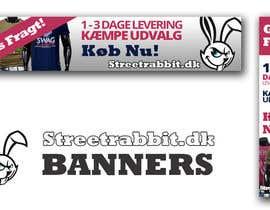 #7 for Design et Banner for streetrabbit.dk 4 by mediatenerife