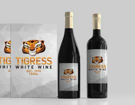 Nro 737 kilpailuun Tigress Wine Label Creation käyttäjältä nozrulislam2020