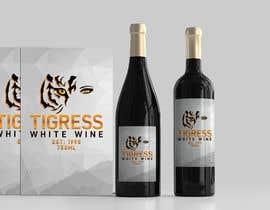 Nro 738 kilpailuun Tigress Wine Label Creation käyttäjältä nozrulislam2020
