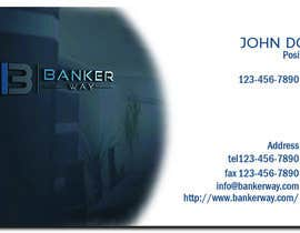 #6 for Design some Business Cards for Banker Way by tlacandalo