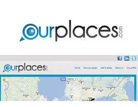 #262 pentru Logo Customizing for Web startup. Ourplaces Inc. de către Grupof5