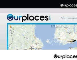 #211 для Logo Customizing for Web startup. Ourplaces Inc. от sikoru