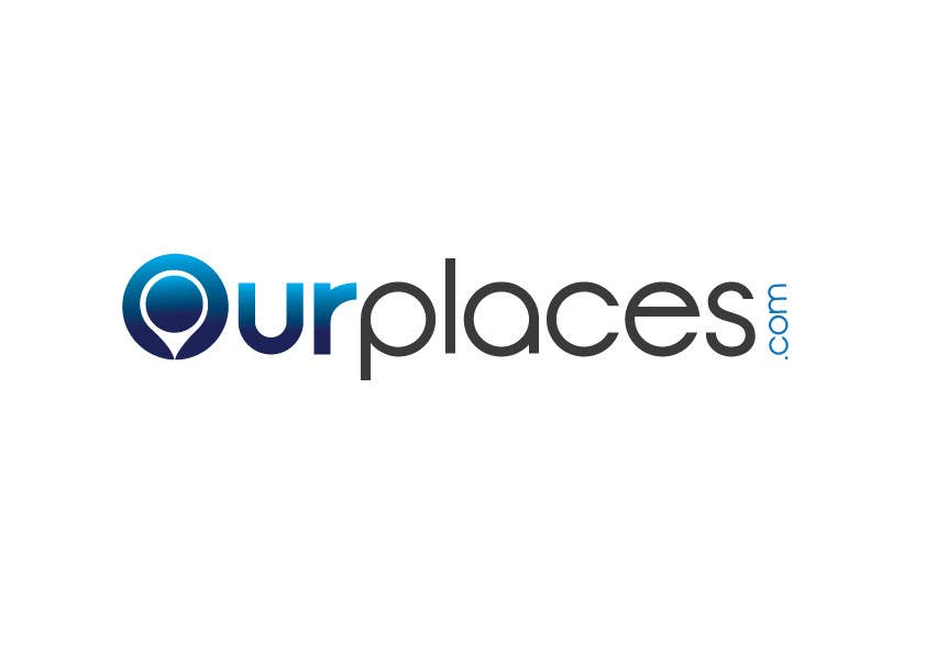 Bài tham dự cuộc thi #214 cho Logo Customizing for Web startup. Ourplaces Inc.