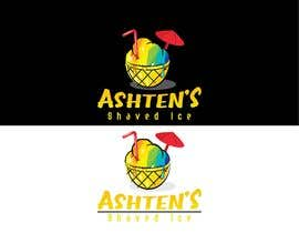 #201 for Create a Fun Logo Design for a Shaved Ice Treat Business by NHaiderGraphics