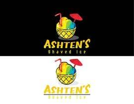 #201 para Create a Fun Logo Design for a Shaved Ice Treat Business de NHaiderGraphics
