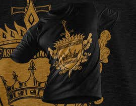 #59 cho promote your imperial aura in t-shirt design! bởi ferdousisultana2