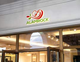 #127 pentru Logo for my business - Alamrock de către shahadathosen501