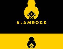 #133 pentru Logo for my business - Alamrock de către agnivdas44