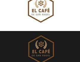 "#59 untuk I need a logo for a new coffee brand. The name of the brand is ""El Café de San Ángel"". oleh IsabelHumphries1"