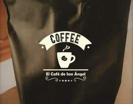 "#62 untuk I need a logo for a new coffee brand. The name of the brand is ""El Café de San Ángel"". oleh suathmohamed03"