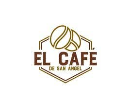 "#44 untuk I need a logo for a new coffee brand. The name of the brand is ""El Café de San Ángel"". oleh skippadouza"