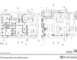 #2 untuk Redraw two floor plans - first of many projects. oleh CalotaMihai