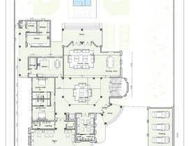 nº 29 pour House site plan project par RosaEjeZ
