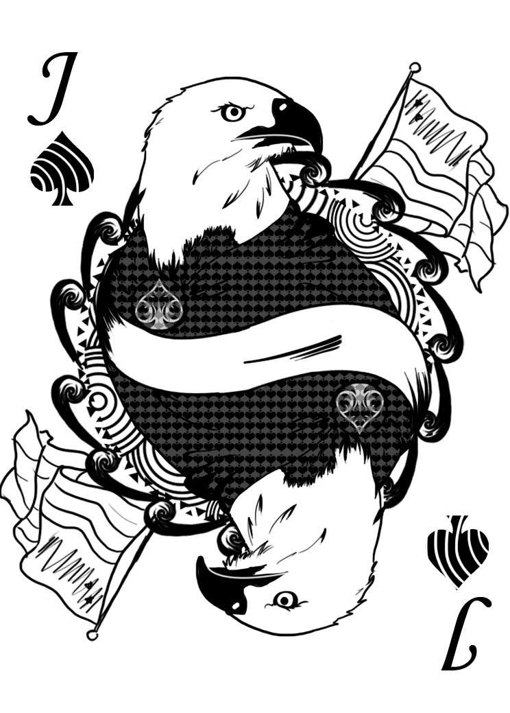 Konkurrenceindlæg #                                        26                                      for                                         Illustrate Something for poker cards